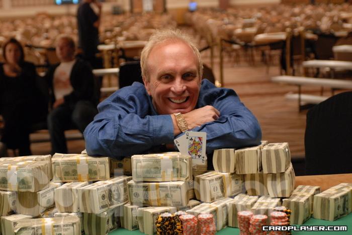 Chip Reese Jogador Profissional de Poker!